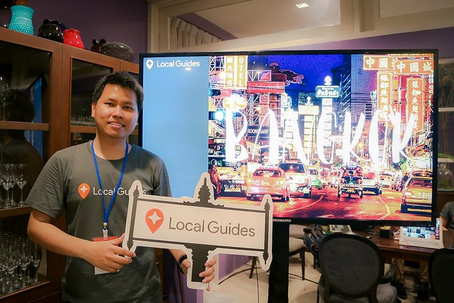 2016-04-23 Bangkok Local Guides 1st Meet Up