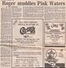 Roger Waters Toronto Sun Sept 13 1987