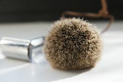 Alluvian Silver Tip Badger Brush