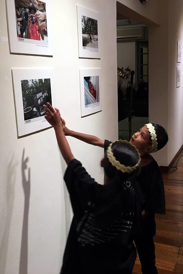 Through the eyes of Orang Asli Children