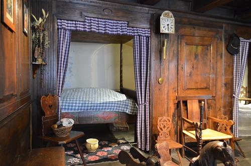 Habiter une maison alsacienne