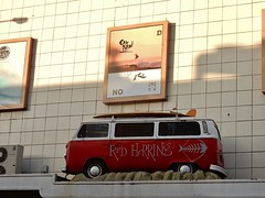 Red Herring Van