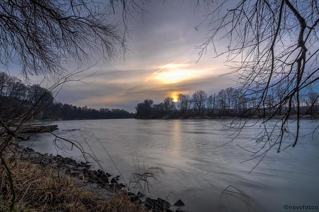 Fluss-Fotografie