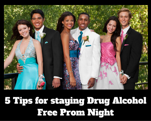 5 Tips for staying drug and alcohol free on prom night thumbnail