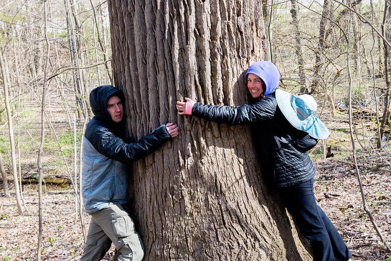 Weston Ecotour - Leonard Springs Nature Park - Latimer Woods - Stillwater  Marsh - T.C. Steele State Historic Site  - April 9, 2016