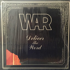 WAR:DELIVER THE WORLD(JACKET A)