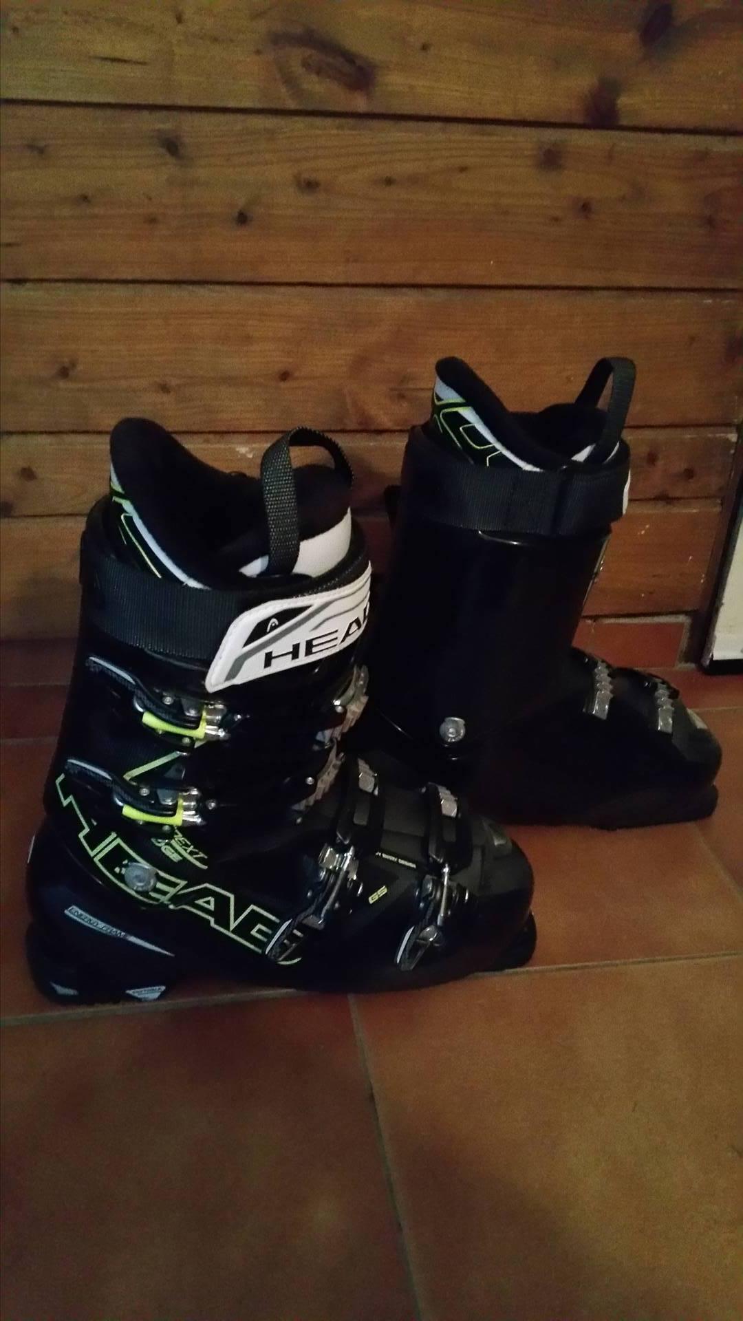 Lyžařské boty (lyžáky) HEAD NEXT EDGE GS SMU (vel. - Bazar - SNOW.CZ 5db98785f7