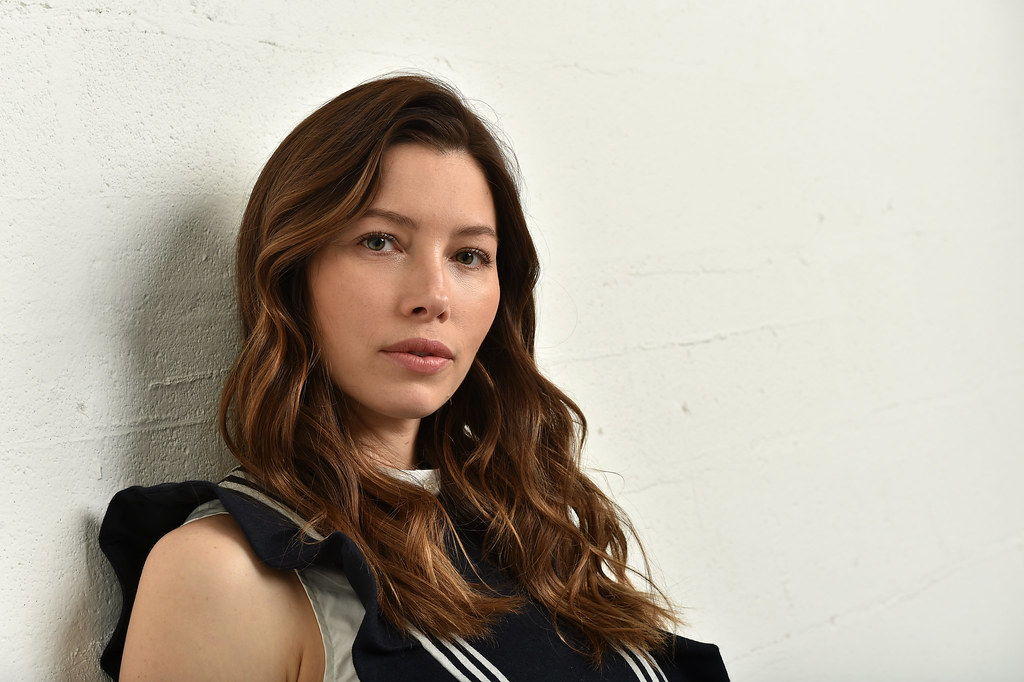Джессика Бил — Фотосессия на «Tribeca» 2016 – 3
