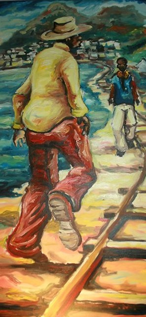 Vincents painting by Blessing Vera Tapiwa 2