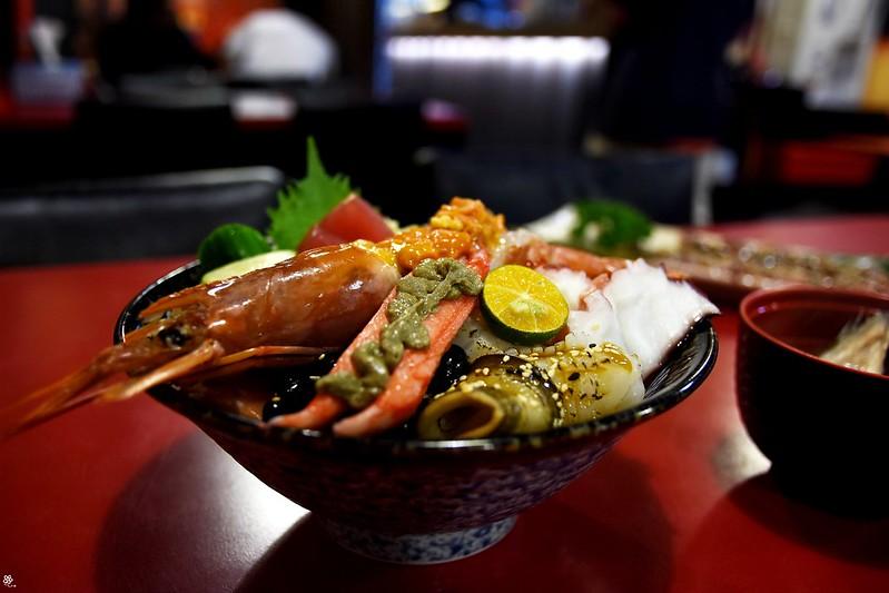 八八食堂菜單板橋海鮮日式料理拉麵生魚片推薦 (14)