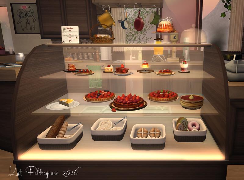 Cheeky Tiramisu Cafe 1