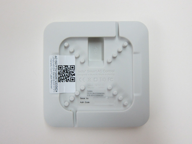 tado Smart AC Control - Back