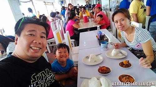 Nanay Deling Eatery in Mahogany Market in Tagaytay (2016)