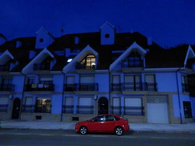 Última noche en Galicia