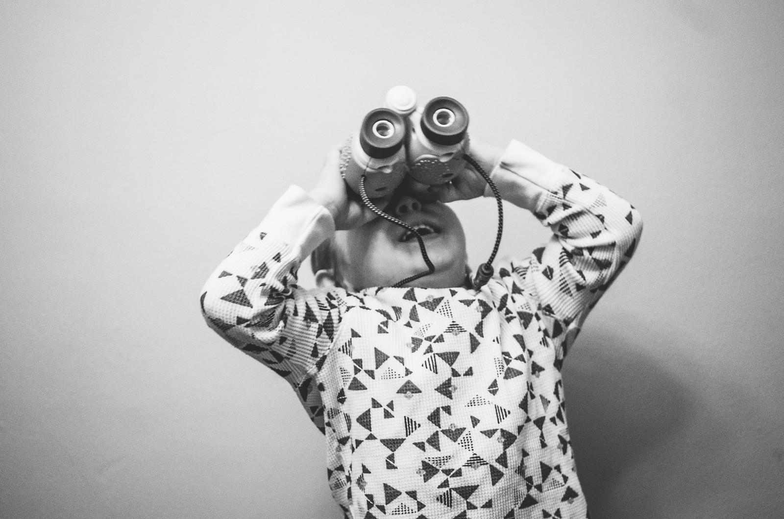 Binocular Boy