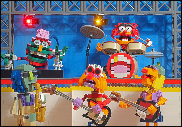 Dr Teeth and The Electric Mayhem