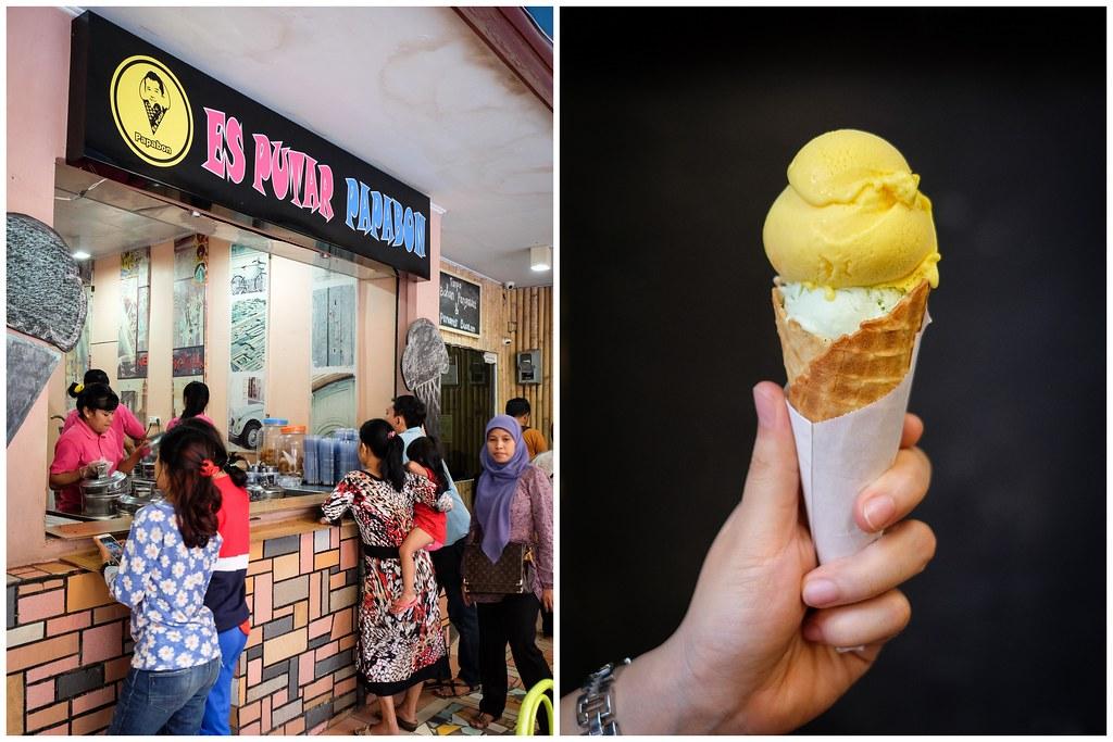 Makassar Food: Es Putar Papabon