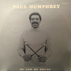 PAUL HUMPHREY:ME AND MY DRUMS(JACKET A)