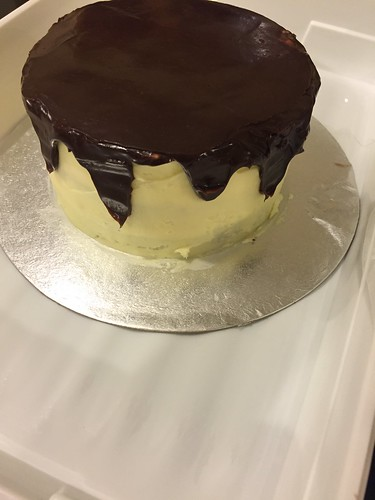 Bailey's Chocolate Cake