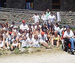 Campamentos 2005