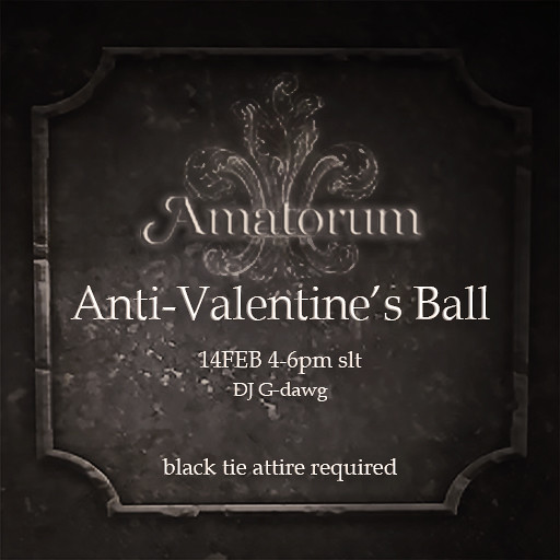 Amatorum Anti-valentine's Day Ball