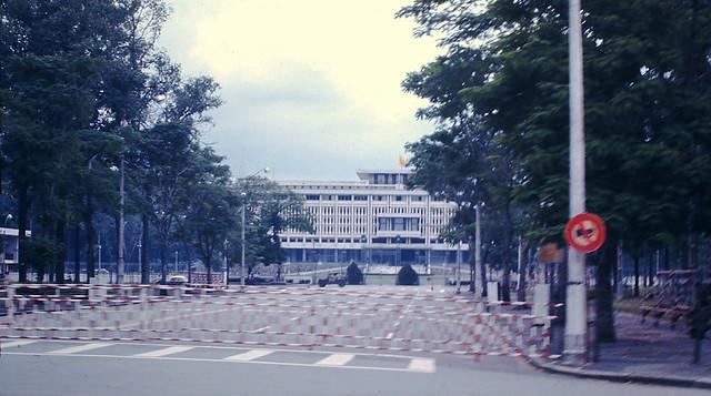 Saigon 1970 by Mark - Presidential Palace - Dinh Độc Lập