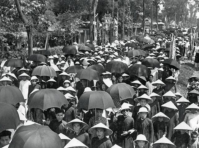 Huế 1939 - Cérémonie du Nam Giao - Lễ tế Nam Giao