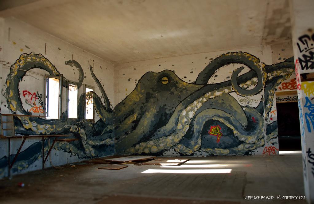 La pieuvre - WAR