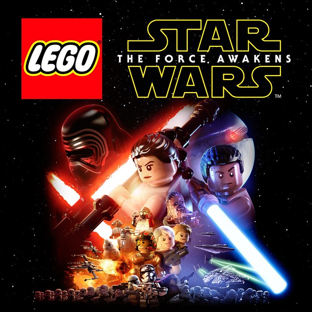 LEGO Star Wars: The Force Awakens – PS4