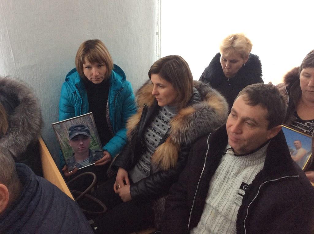 «Сын погиб, и за это никто не ответит» - в Павлограде продолжается суд над генералом Назаровым (ФОТО) (фото) - фото 5