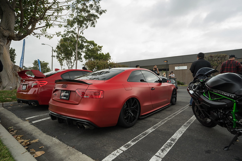 Chad 39 s audi s5 build for Boden autohaus x5