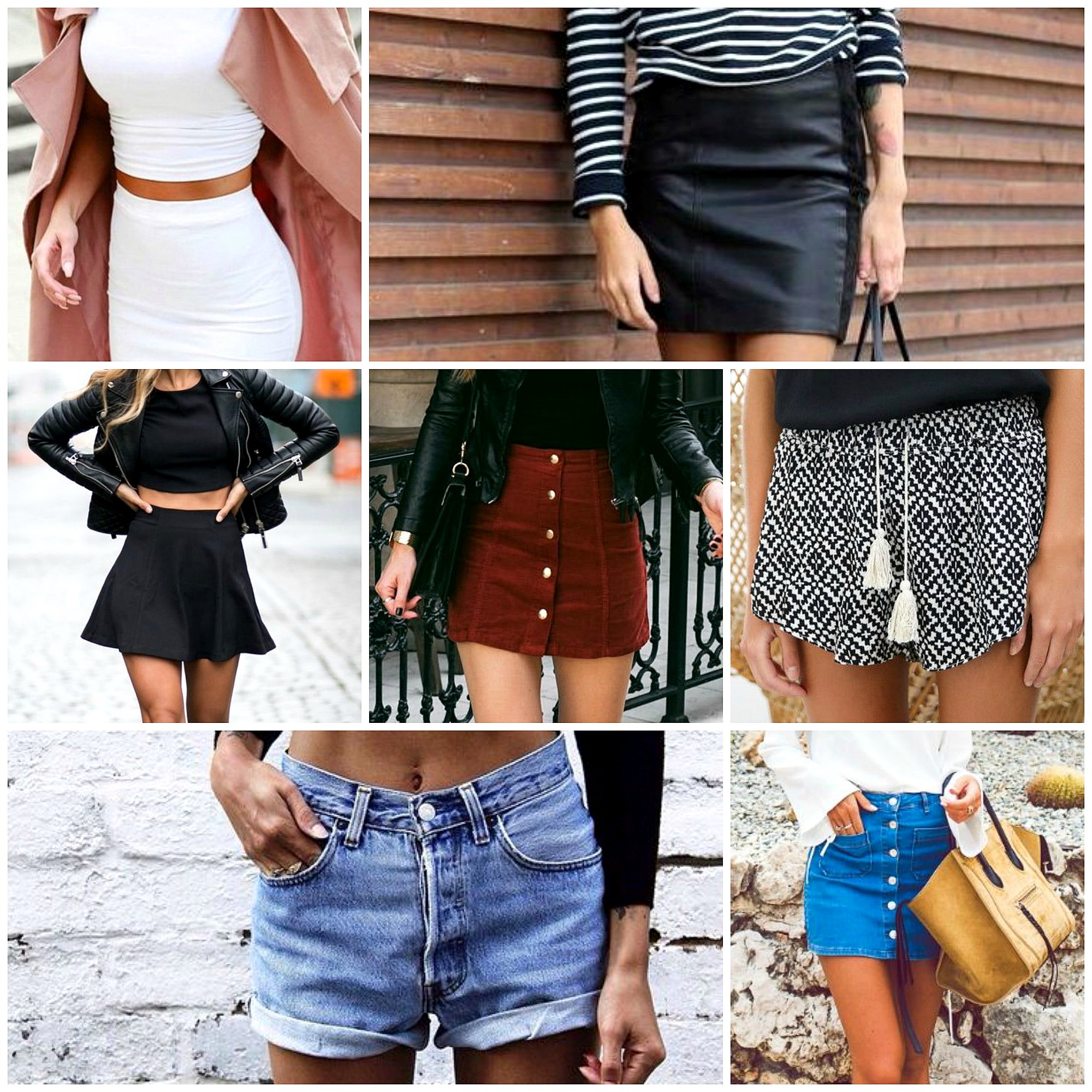Skirts outfit