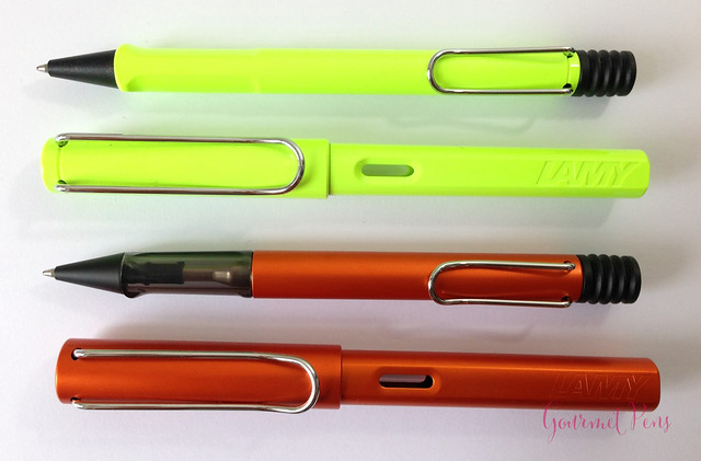 Review Lamy Safari & AL-Star Ballpoint @GoldspotPens @Lamy @LamyUSA (7)