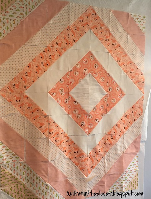 Another Les Amis baby quilt.