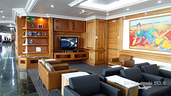 American Airlines Admirals Club SCL (RD)