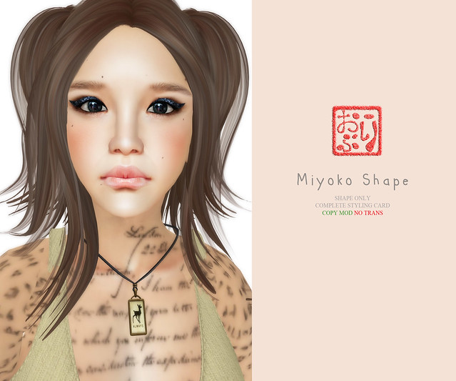 Miyoko Shape