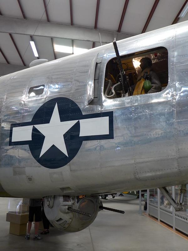 MG-Schützen: Consolidated B-24J Liberator