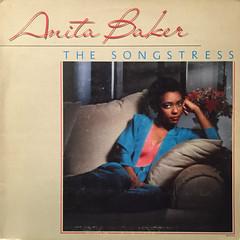 ANITA BAKER:THE SONGSTRESS(JACKET A)