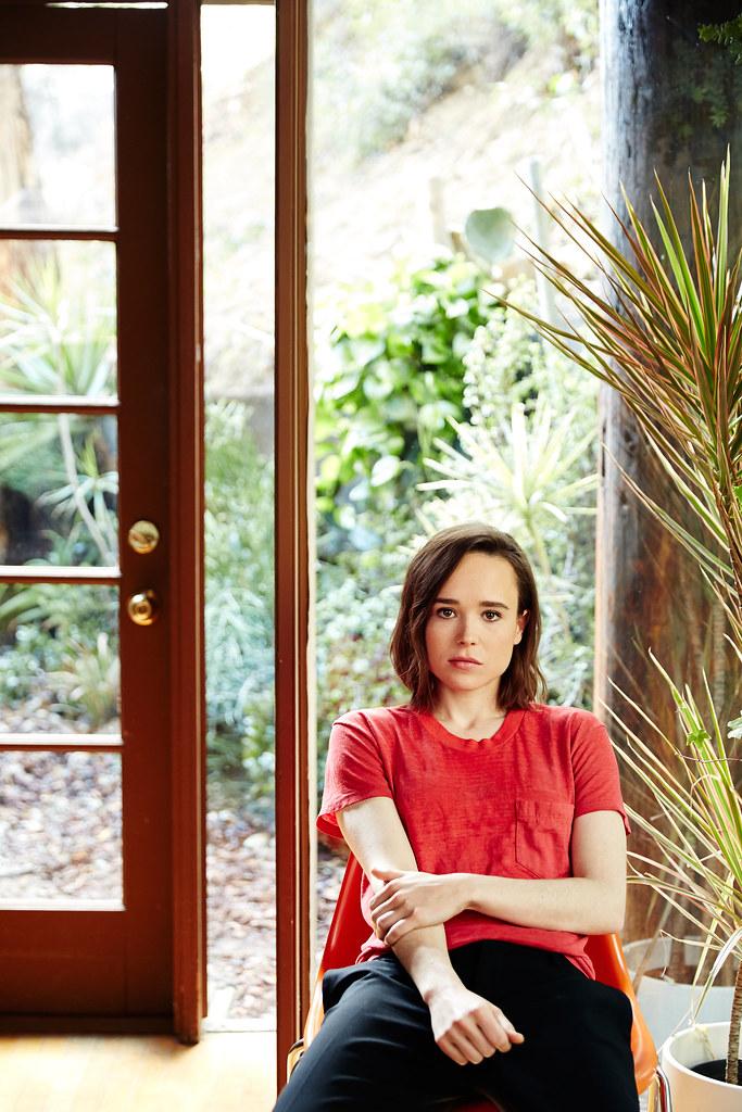 Эллен Пейдж — Фотосессия для «The Guardian» 2016 – 2