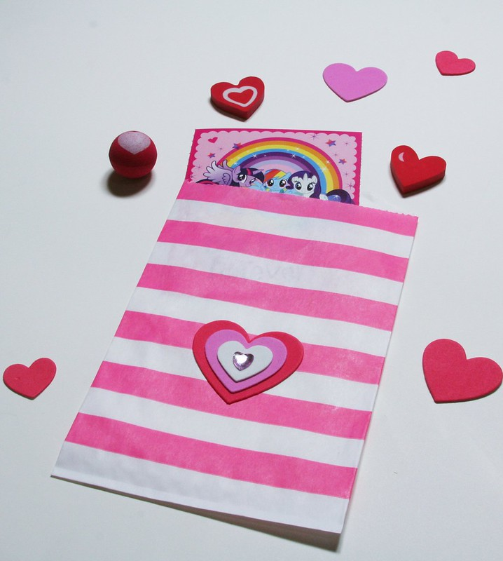 Bitty Bag Valentine Goodie Bags | shirley shirley bo birley Blog
