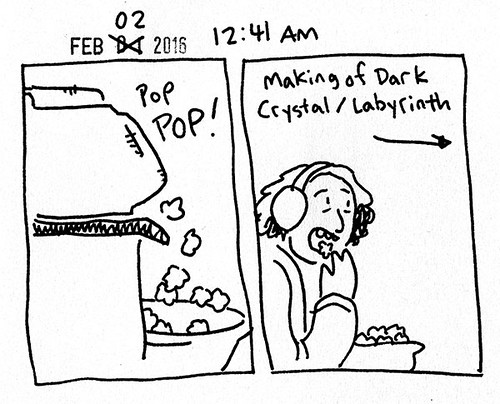 Hourly Comic Day 2016 - 12:41am
