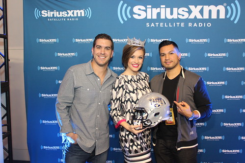 Miss America 2016 Betty Cantrell with Covino & Rich