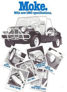 1980 Moke