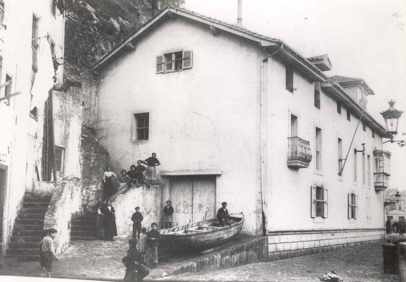 fotografia historica museo naval san sebastian_via galeria fotografica web museo