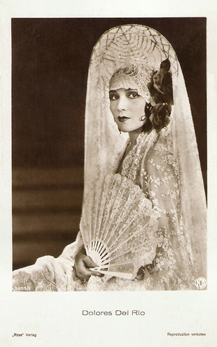 Dolores Del Rio in The Trail of '98 (1928)
