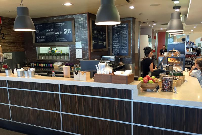 Cafe 58 1/2