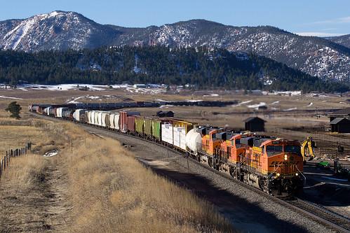 railroad train colorado ge spruce bnsf generalelectric gevo es44ac jointline bnsf6079