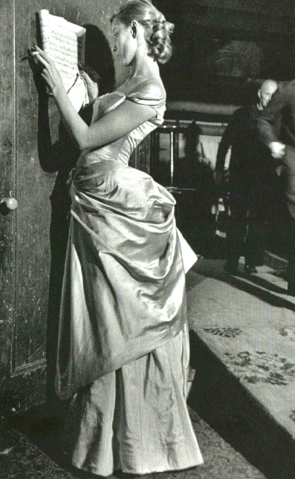 Charles James, robe de bal