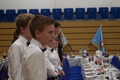 Sat, 11/14/2015 - 20:02 - Wantage Air Cadets, squadron dining-in night November 2015.