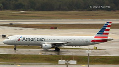 Airbus A321-211 N178US American Airlines